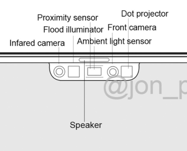 iPhone12の小型ノッチと4眼が美しいコンセプト画像