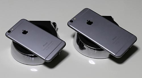 「iPhone6 plus 64GB スペースグレイ」