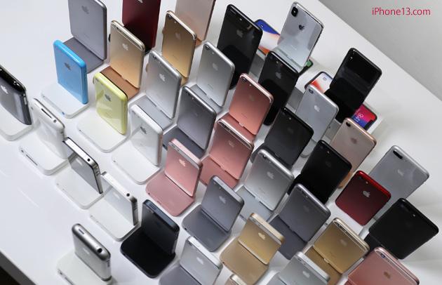 「iPhoneX」「iPhone8/Plus」iPhone全体でのシェア率は2014年以来最低という結果に