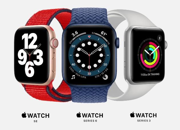 Apple Watch Series 6とSE、新型iPad Airが登場!第8世代iPadも注文受付中!