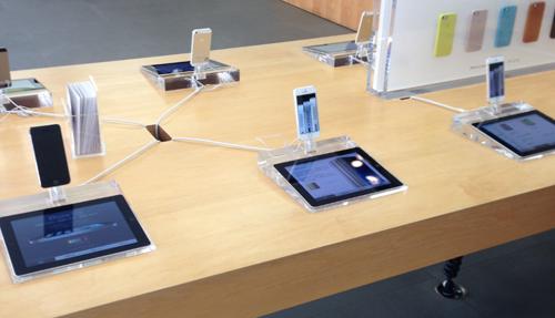 iPhone5s 入荷状況 オンライン予約とapple store