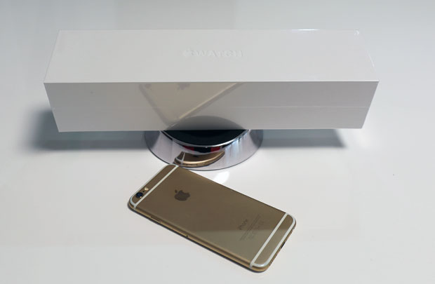 iPhone7のコンセプトイメージ 画面内にホームボタンが!