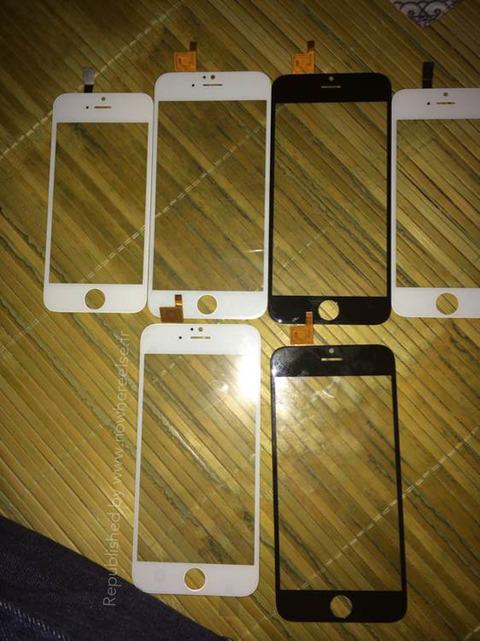 iPhone6 4.7インチフロントパネル