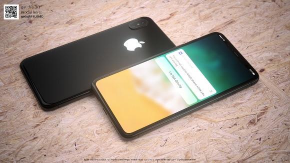 「iPhone8」の本体サイズはiPhone7より少し大きい?リークされた部品から推定