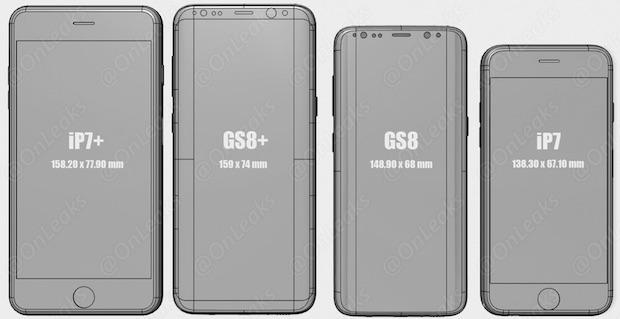 iPhone8、ガラス一枚板のような美しいコンセプトデザインが公開