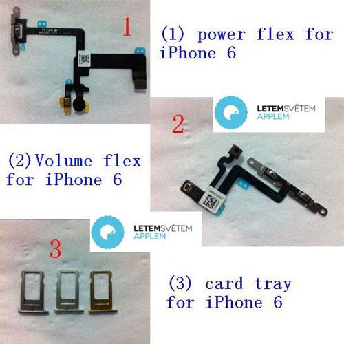 iPhone5s SIMカードトレイ