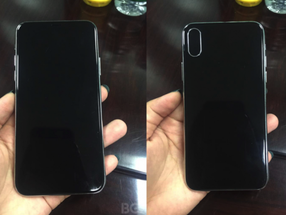iPhone8信のぴょう性の高いレンダリング画像が公開!2モデル展開など新たな噂も
