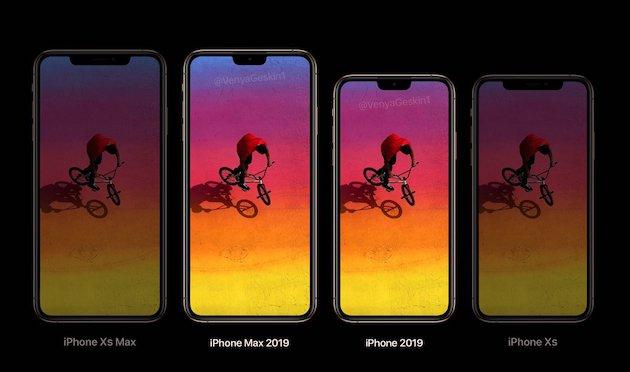 2019年新型 iPhone11(仮) はノッチが小さくなる!?