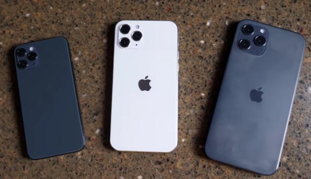iPhone12 Pro / Pro Maxの120Hz対応ディスプレイはオプションで60Hzを選択可能?