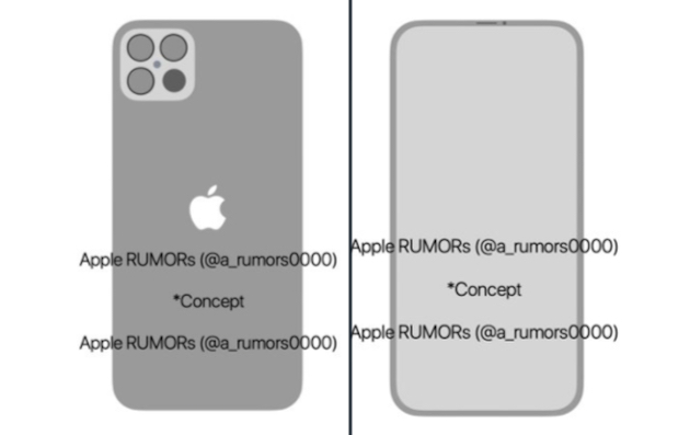 iPhone13 ProはTouch ID・Micro-LED・逆充電機能搭載か?Pro Maxのみ全画面のノッチレスデザイン?