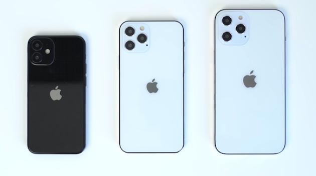 iPhone12シリーズサイズ比較!4インチiPhoneSEから6.7インチPro Maxまでの大きさをチェック
