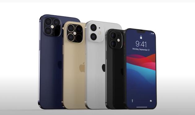 5.4インチiPhone12のディスプレイ画像がリーク!ノッチの大きさは変わらない?