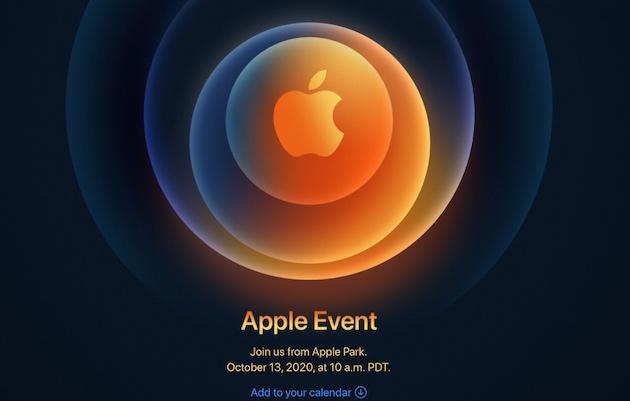 Appleが発表イベントのアナウンスを明日行う?10月13日iPhone12が発表されるか