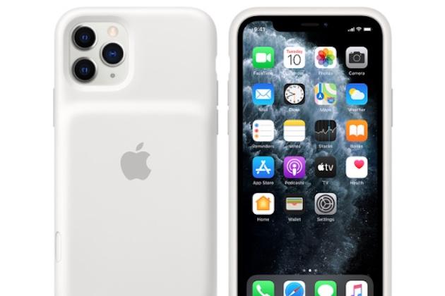 完全ポートレスiPhone用にAppleがLightning端子経由ではない双方向ワイヤレスQi充電ケースを開発中か?