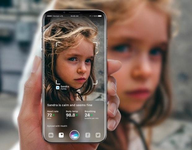 iPhone8の発売は3-4週間ほど遅れる?3D顔認識機能やワイヤレス充電に課題