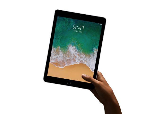 2018年にさらに安価な9.7インチ型iPadが発売?値段は約3万円か