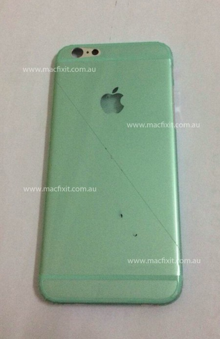 iPhone6 背面ケース