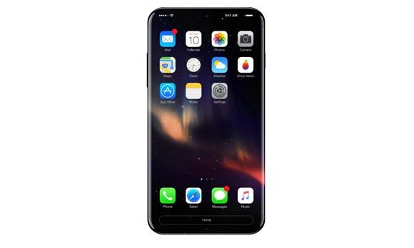 【iPhone8のコンセプト画像】曲面有機ELディスプレイなど噂をまとめたデザインの画像が公開