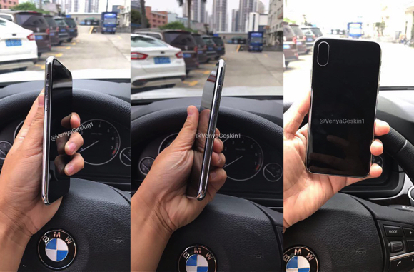 「iPhone8」の内部設計図が公開!サブバッテリー搭載で駆動時間大幅アップか
