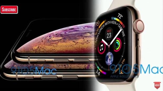 有機ELモデルの正式名称は iPhone XS?ゴールドの公式画像がリーク!