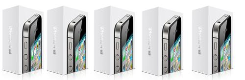 ソフトバンク iPhone 4Sの機種変更(買い増し)価格と月々の料金イメージ
