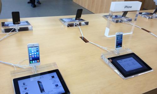 iPhone5 オンライン予約購入の快感と最新の入荷、在庫状況