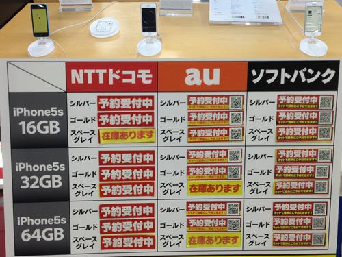 新型のiPad5とiPad mini2の発売日と予約開始日を予想する。