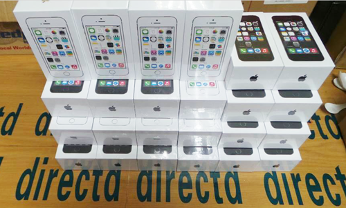 Softbank iPhone5s ゴールド入荷あり! まずはオンライン予約自宅組に在庫確保メール。10/15版