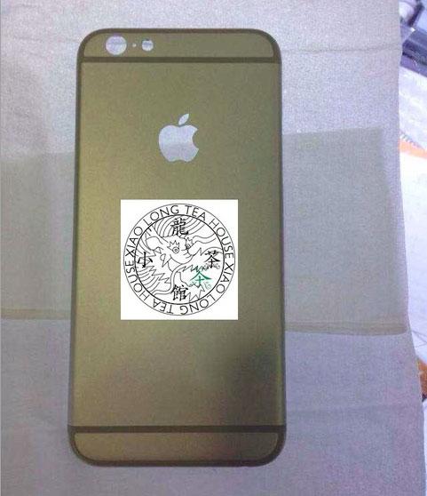 「iPhone 6」 4.7インチのモックアップを入手したので片手操作を確認してみた