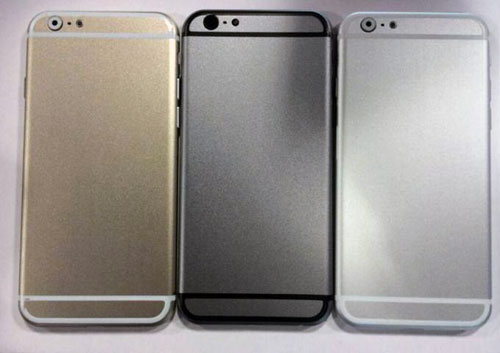 iPhone6のモックアップ
