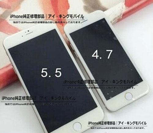 日本でiPhone6の5.5インチモデルのモックアップ発売開始!