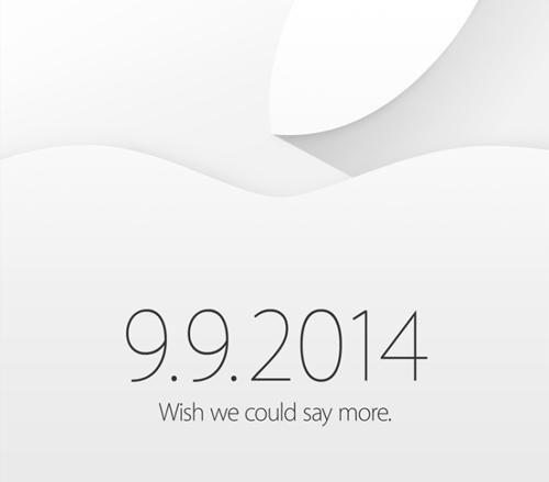 iPhone6 発表イベント