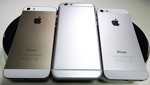 iPhone 6モック