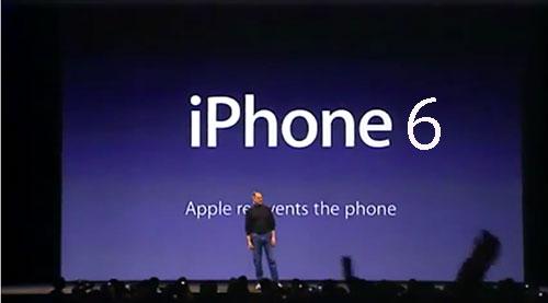 iPhone6 4.7 モック
