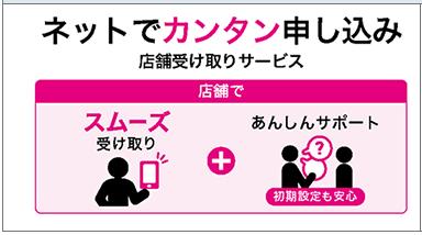 iPhone6 店舗受け取りサービス