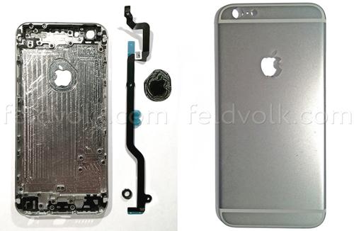 iPhone 6 の詳細仕様やiPhone Airの発売時期などの情報が流出か?