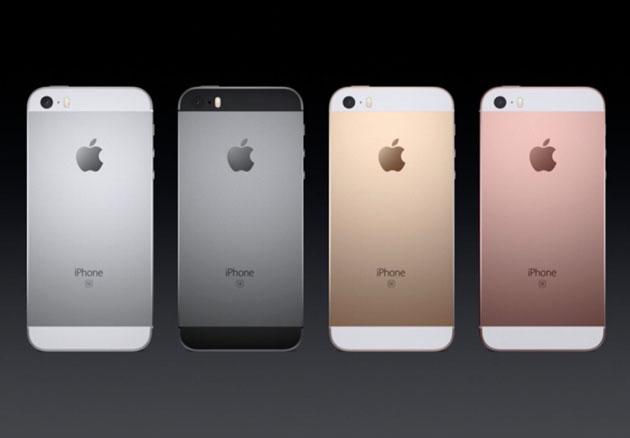 4インチ「iPhone SE」登場!発売日は3/31、の予約開始日は3/24決定!