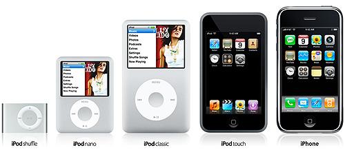 もろiPhoneなiPod touchが日本発売決定!