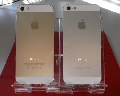 iphone5s到着