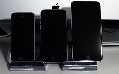 「iPhone6 +スペースグレイ」