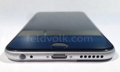 完成形のiPhone 6の写真公開される!パーツ合体!Feld & Volk