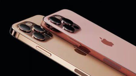 iPhone 13 Pro 気になるデザインとカラー!予想CGで期待膨らむ!